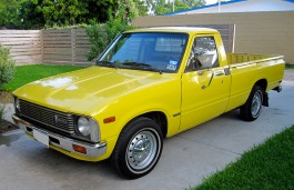 Toyota Pickup III Pickup Single Cab