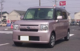 Toyota Pixis Space MPV