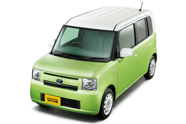 Toyota Pixis Space I (L575) Hatchback