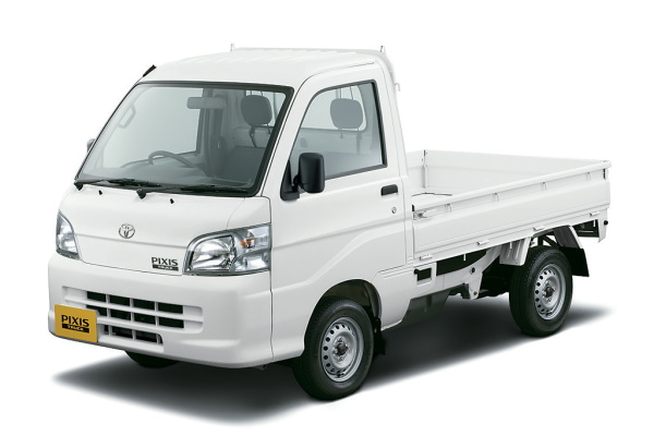 Toyota Pixis Truck wheels and tires specs icon