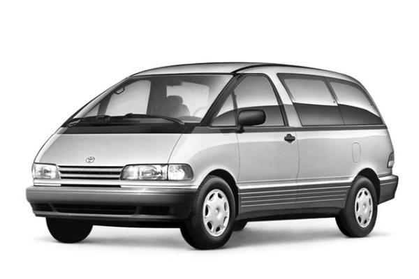 Toyota Previa I (XR10, XR20) MPV