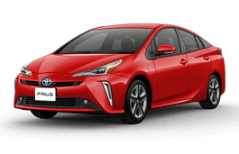 Toyota Prius IV (XW50) Restyling Hatchback
