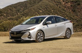 Toyota Prius Plug-in wheels and tires specs icon