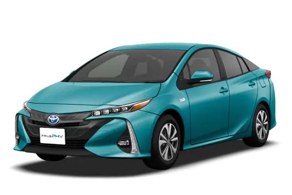 Toyota Prius Plug-in II (XV50) Liftback