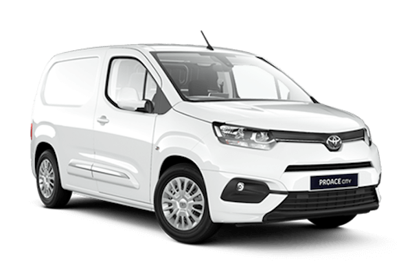 Toyota Proace City wheels and tires specs icon