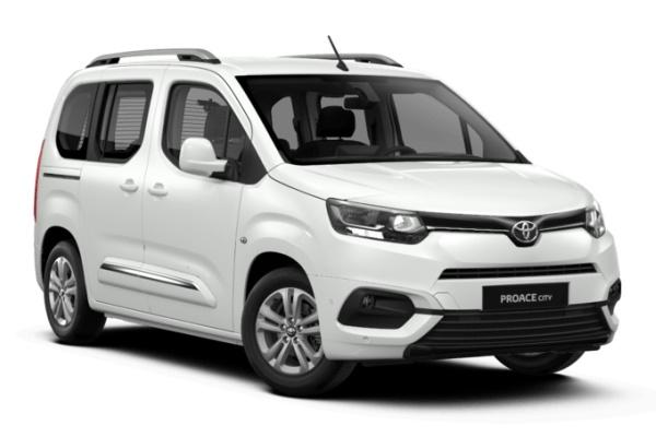 Toyota Proace City Verso MPV