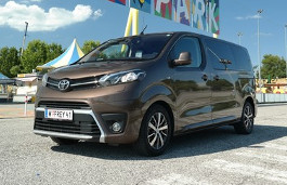 Toyota Proace Verso wheels and tires specs icon