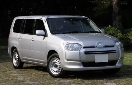 Toyota Probox wheels and tires specs icon