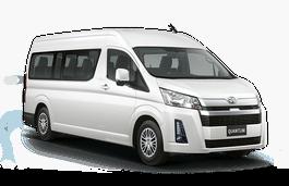 Toyota Quantum Räder- und Reifenspezifikationensymbol