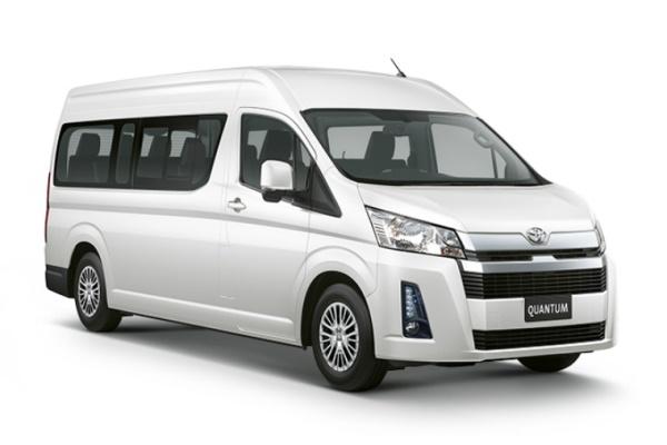 Toyota Quantum VI (H300) Bus