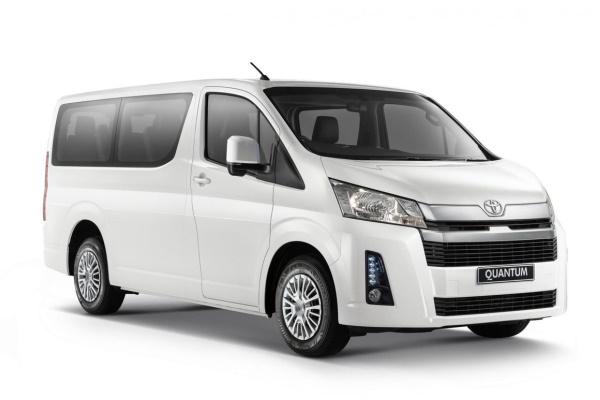 Toyota Quantum VI (H300) Van
