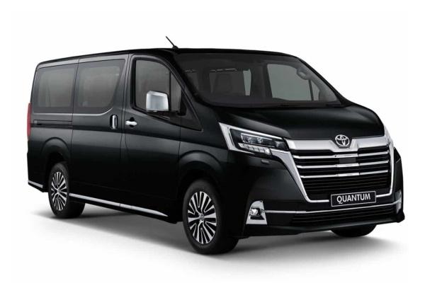 Toyota Quantum VI (H300) MPV