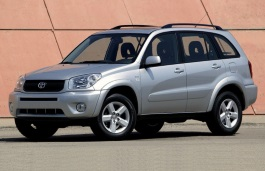 丰田 RAV4 II (XA20) Closed Off-Road Vehicle