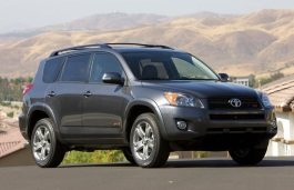 Toyota RAV4 III (XA30) Facelift Closed Off-Road Vehicle