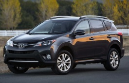 丰田 RAV4 IV (XA40) Closed Off-Road Vehicle