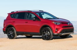 Toyota RAV4 IV (XA40) Facelift Closed Off-Road Vehicle