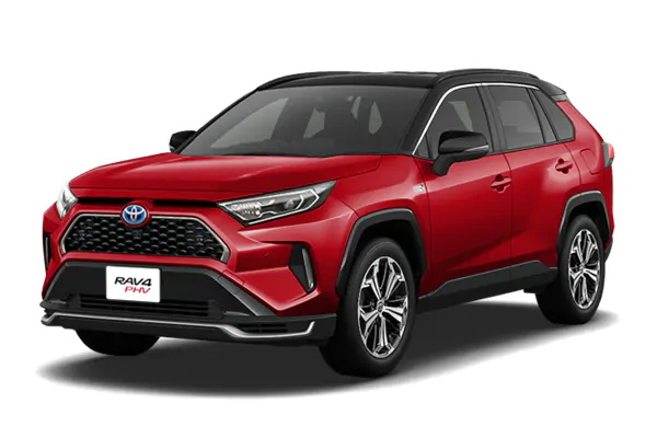 Toyota RAV4 Plug-in wheels and tires specs icon