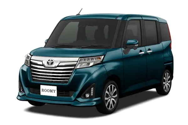 Toyota Roomy I (M900) MPV