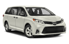 Toyota Sienna wheels and tires specs icon