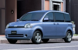 Toyota Sienta I MPV