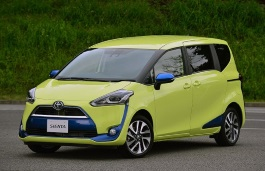 Toyota Sienta II MPV