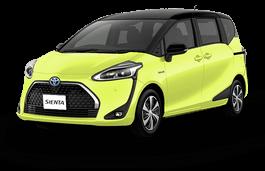 Toyota Sienta II Facelift MPV