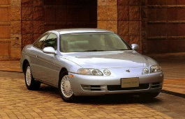 Toyota Soarer wheels and tires specs icon