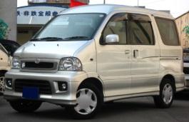 Toyota Sparky Van