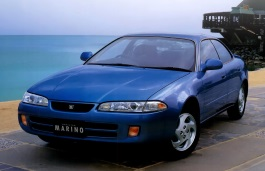Toyota Sprinter Marino wheels and tires specs icon