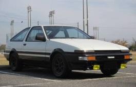Toyota Sprinter Trueno IV Coupe