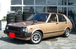 Toyota Starlet II (P60) Facelift Hatchback