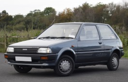 Toyota Starlet III (P70) Hatchback