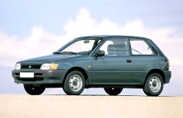 Toyota Starlet IV (P80) Hatchback