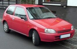 Toyota Starlet V (P90) Hatchback