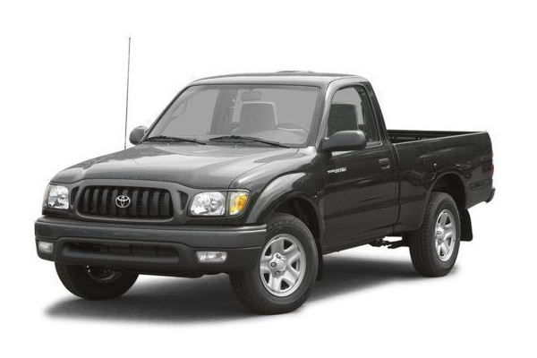 Toyota Tacoma N100 Pickup Regular Cab