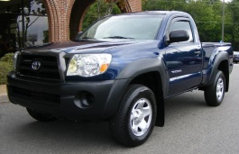 Toyota Tacoma II Pickup Regular Cab