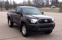 Toyota Tacoma II Facelift Pickup Regular Cab