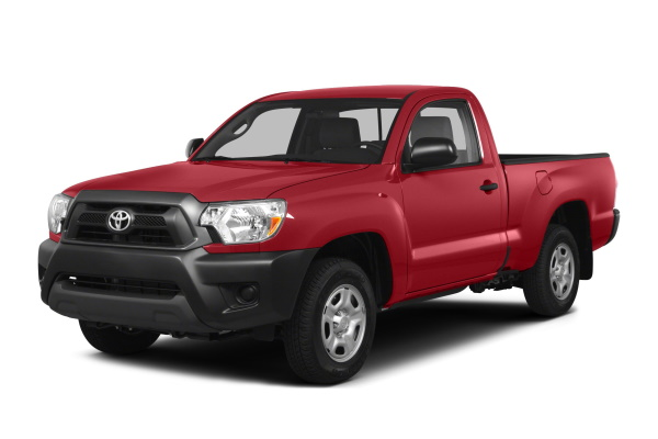 Toyota Tacoma N200 Facelift Pickup Regular Cab