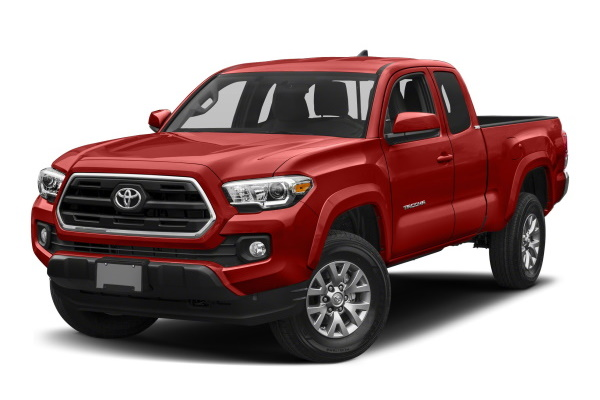 Toyota Tacoma wheels and tires specs icon