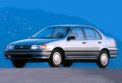 Toyota Tercel wheels and tires specs icon