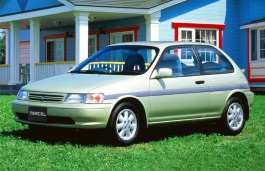 Toyota Tercel IV (L40) Hatchback