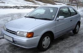 Toyota Tercel V (L50) Hatchback