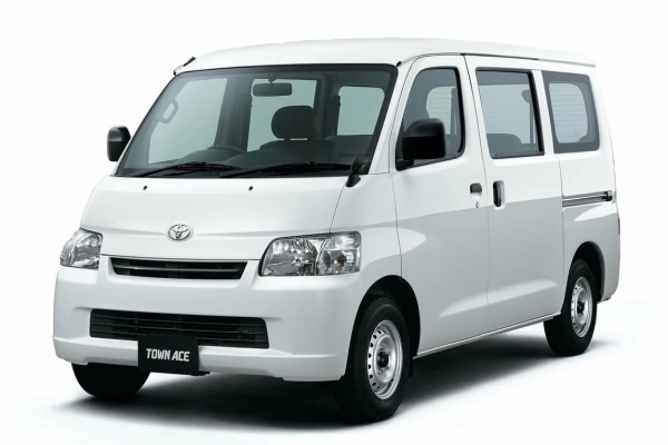 Toyota Town Ace wheels and tires specs icon