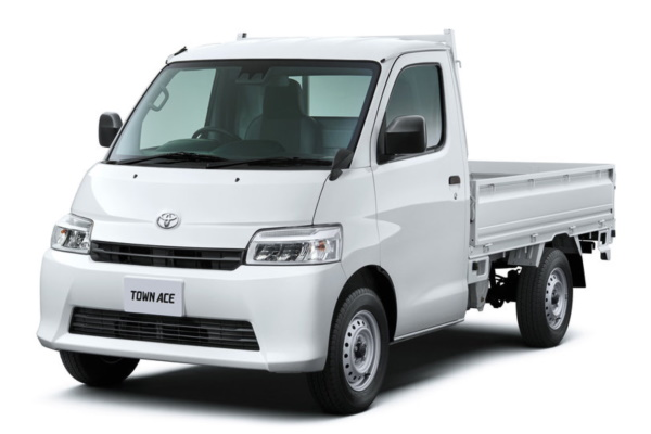 Toyota Town Ace IV (S400) Facelift Truck
