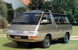 Toyota Town Ace II Restyling MPV