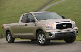 Toyota Tundra II Pickup Extended Cab
