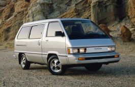 Toyota Van wheels and tires specs icon
