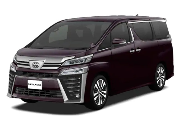 Toyota Vellfire wheels and tires specs icon