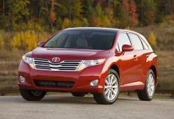 Toyota Venza wheels and tires specs icon