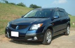 Toyota Voltz Hatchback